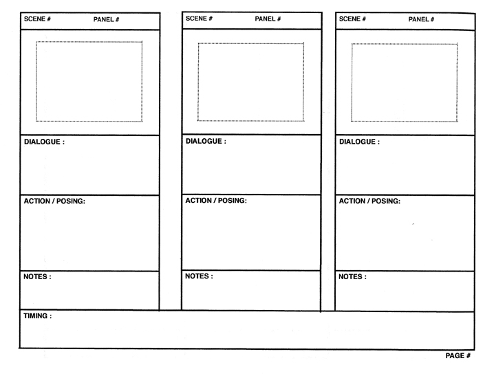 Storyboarding Basics By Brian Lemay