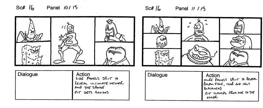 Storyboarding Basics by Brian Lemay